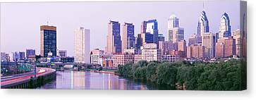 Philadelphia Pa Canvas Print
