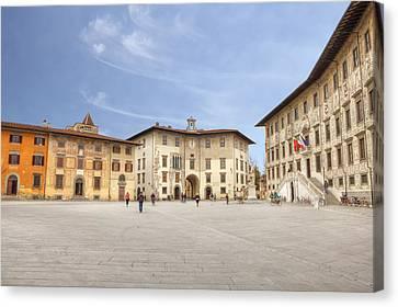 Pisa Canvas Print by Joana Kruse