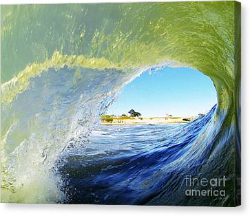Point Of View Canvas Print by Paul Topp