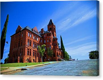 Preston Castle Canvas Print