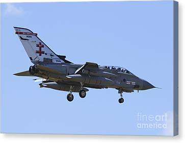 Raf Tornado Canvas Print by J Biggadike