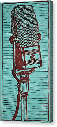 Rca 44 Canvas Print by William Cauthern