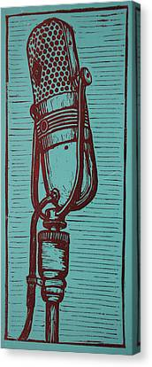 Rca 77 Canvas Print by William Cauthern