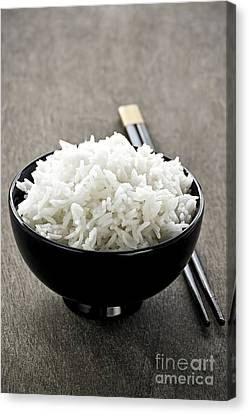 Rice Canvas Print