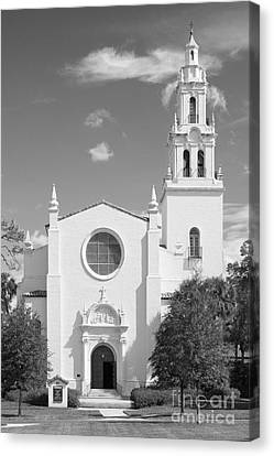 Rollins College Knowles Memorial Chapel  Canvas Print by University Icons