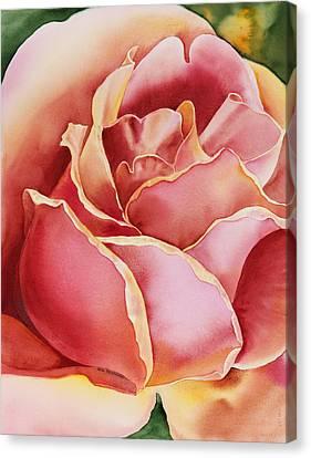 Rose  Canvas Print by Irina Sztukowski