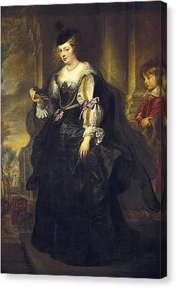 Rubens, Peter Paul 1577-1640. Helena Canvas Print by Everett