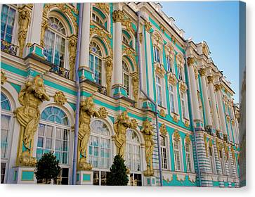 Catherine White Canvas Print - Russia, Pushkin Portion Of Catherine by Jaynes Gallery