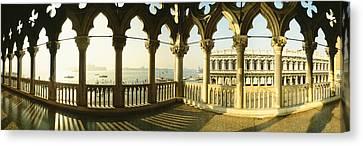 Saint Mark Square, Venice, Italy Canvas Print