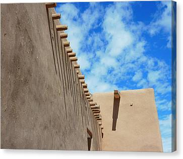 San Francisco De Asis Mission Church  Canvas Print by Gia Marie Houck