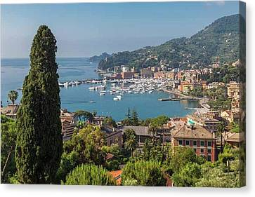 Santa Margherita Ligure, Italy Canvas Print
