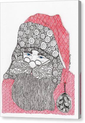 Santangle Canvas Print