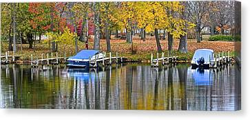 Seasons End Canvas Print by Frozen in Time Fine Art Photography