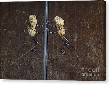 Simple Things - Apart Canvas Print
