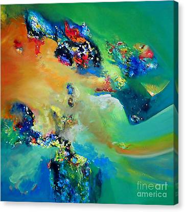 Sold Out Canvas Print by Sanjay Punekar