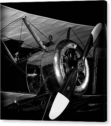 Sopwith Pup Canvas Print by David Patterson