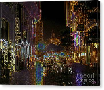 Spanish Nights Canvas Print