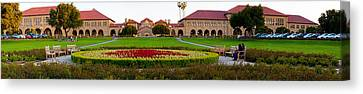 Stanford University Campus, Palo Alto Canvas Print by Panoramic Images