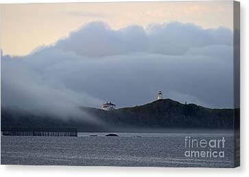 Swallowtail Lighthouse... Canvas Print