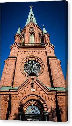 Tampere8 Canvas Print