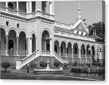 The Aga Khan Palace Canvas Print