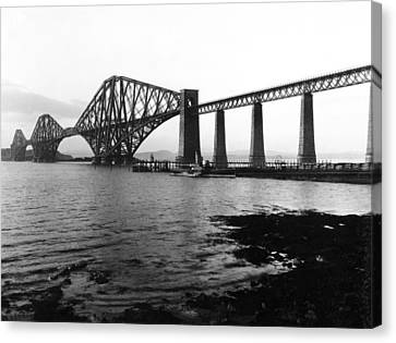The Forth Bridge Canvas Print