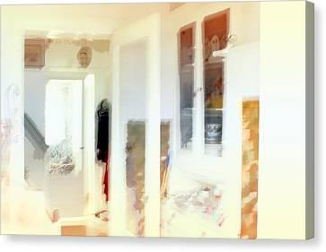 2 The Hallway Canvas Print