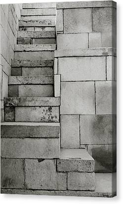 The Stairway Canvas Print by Shaun Higson