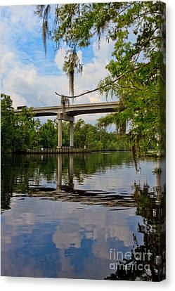The Waccamaw @ 544 Hwy II Canvas Print