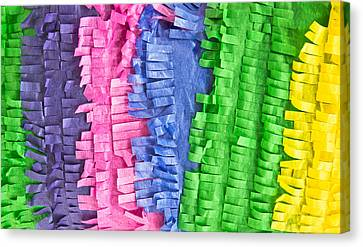 Tissue Paper Canvas Print