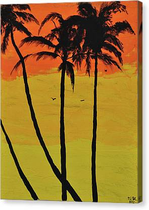 Today Canvas Print