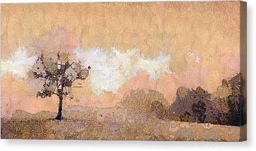 Tree Canvas Print by Odon Czintos