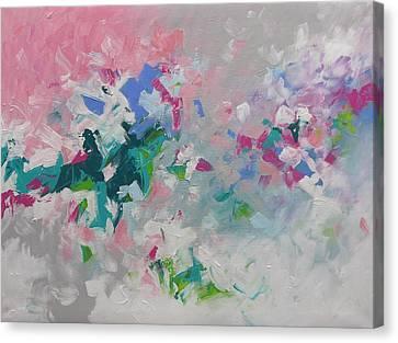 Triumphant Canvas Print