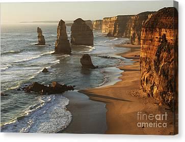 Twelve Apostles Australia Canvas Print by Bob Christopher