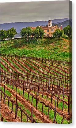 Usa, California, Temecula Canvas Print by Richard Duval