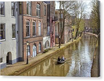 Utrecht Canvas Print by Joana Kruse