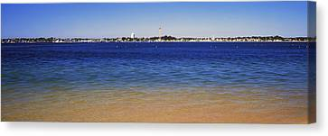 View Of Ocean, Provincetown, Cape Cod Canvas Print by Panoramic Images
