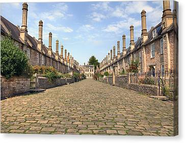 Wells Canvas Print by Joana Kruse