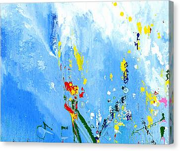When Spring Comes Canvas Print by Kume Bryant