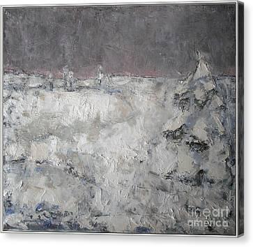 Winter  Canvas Print by Pemaro