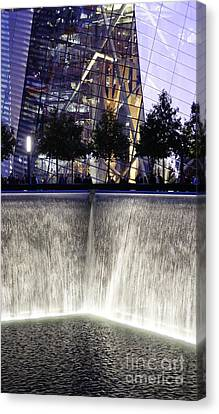 World Trade Center Museum Canvas Print