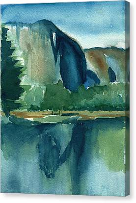 Yosemite National Park Canvas Print by Frank Bright