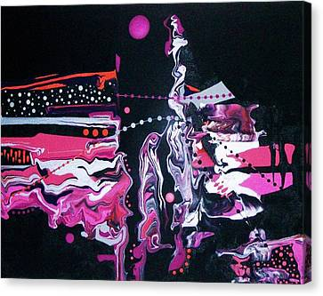 Roy Orbison Canvas Print - You Are So Beautiful To Me by Charlotte Nunn