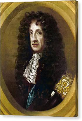 Charles II (1630-1685) Canvas Print by Granger