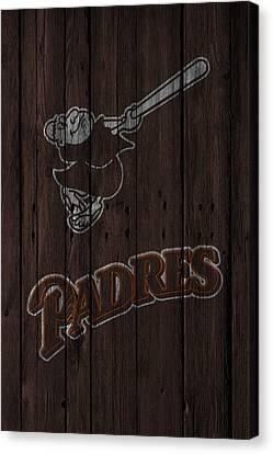 San Diego Padres Canvas Print