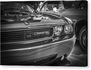 2008 Dodge Challenger  Canvas Print