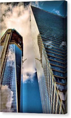 2011 Memorial New York City Canvas Print