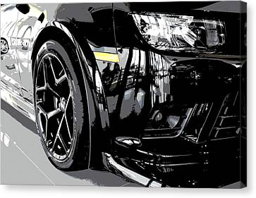 2014 Chevrolet Camaro Z28 Xl Canvas Print