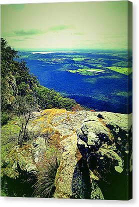 Mountain Canvas Print - Landscape by Girish J