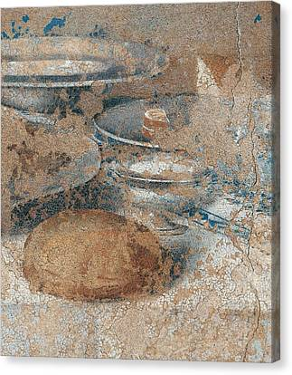 Italy, Lombardy, Milan, Refectory Canvas Print